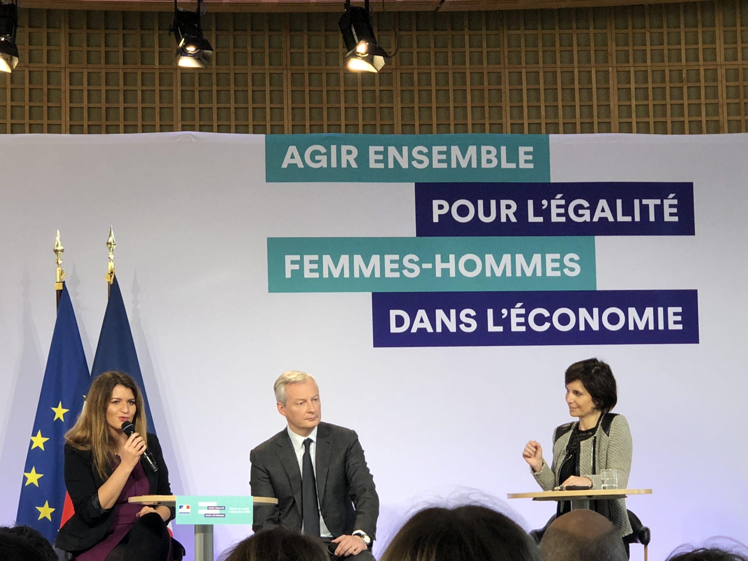 L'égalité Femmes-Hommes dans l'Economie … et l'Entrepreneuriat