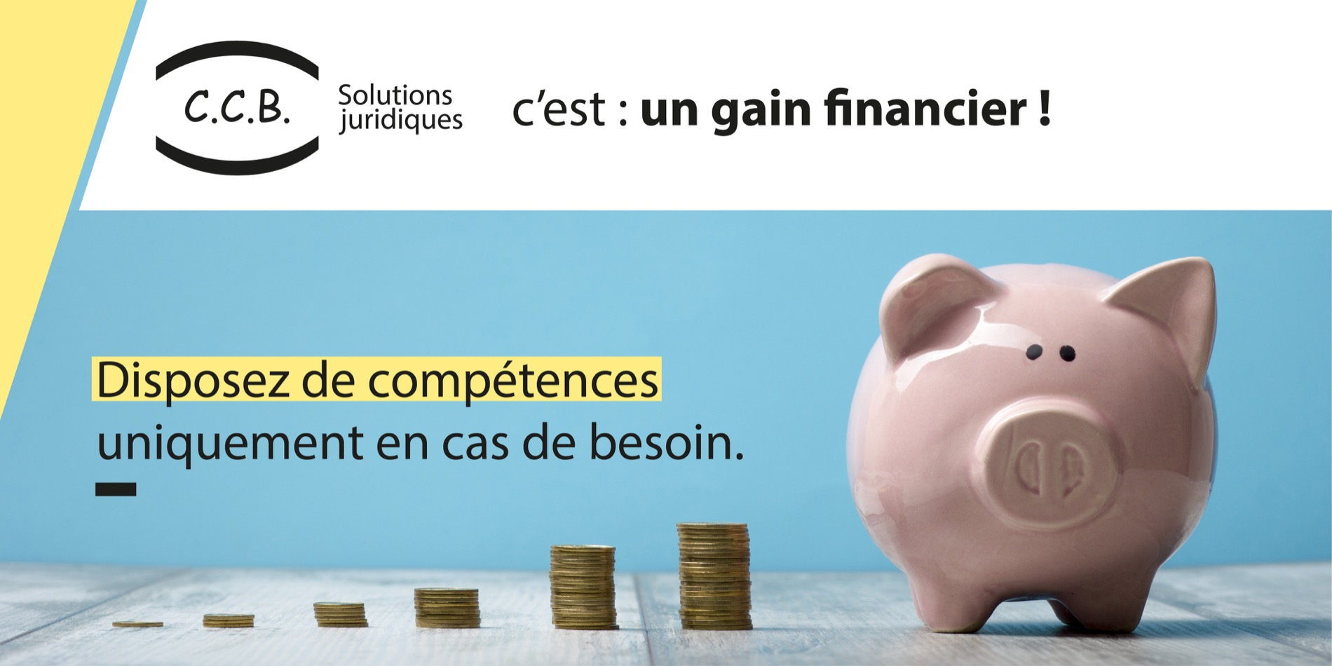 Bénéfices clients - Gain financier